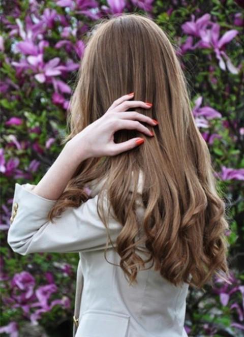 给你的头发干燥支招起